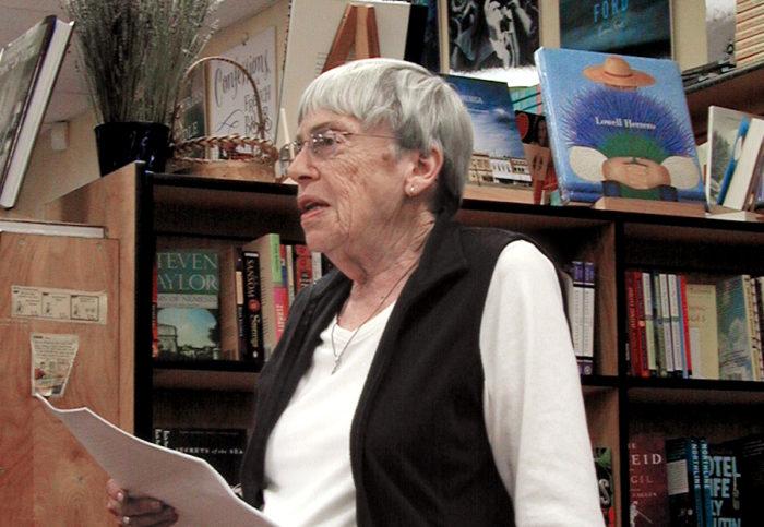 Ursula K. Le Guin in 2008
