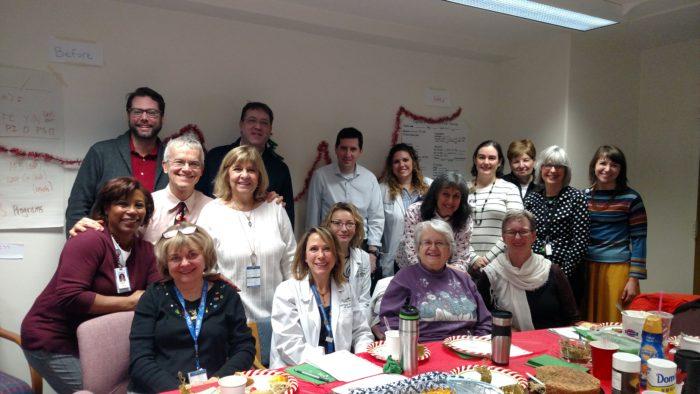 Advocate Narrative Medicine 2017 Holiday Party